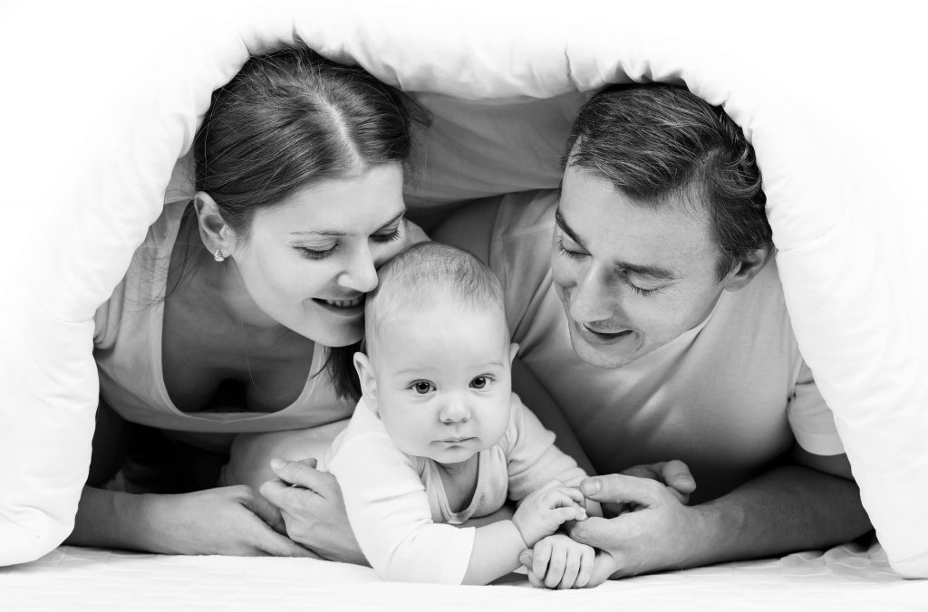 One question that baffles many new parents is how to integrate the new baby into the everyday parts of family life.